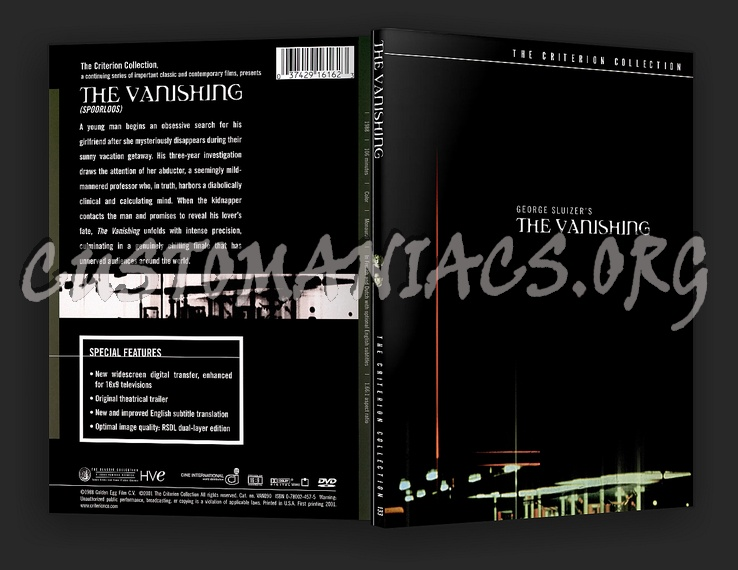 133 - The Vanishing
