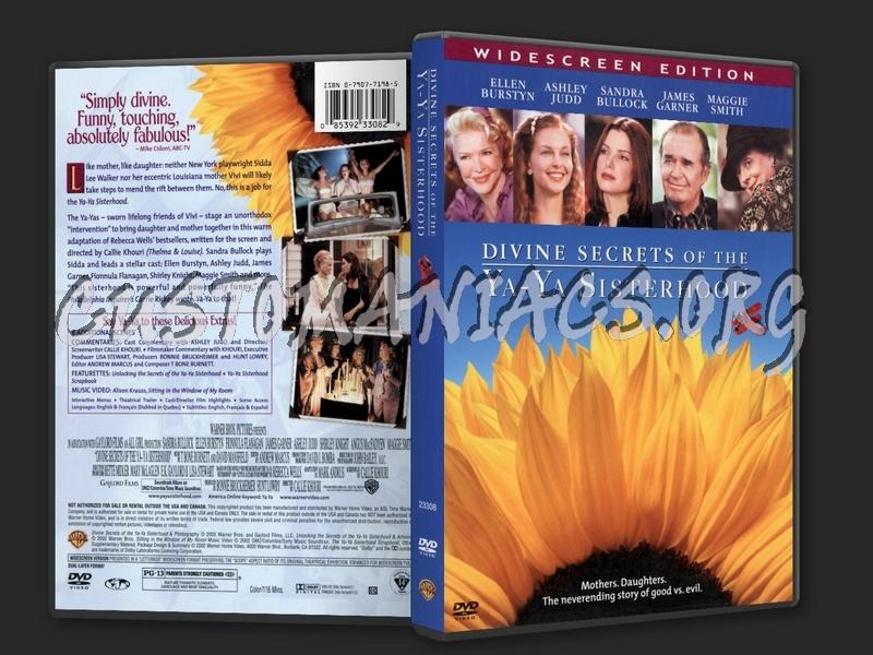 divine secrets of the ya ya sisterhood Official trailer for the divine secrets of the ya-ya sisterhood (2002) (c) warner bros and gaylord films sandra bullock, ellen burstyn, fionnula flanagan.