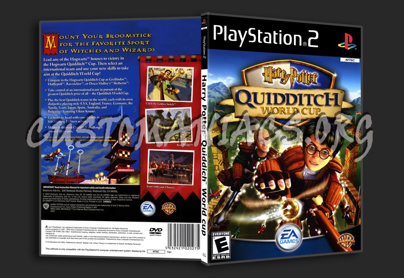 Harry Potter Quidditch World Cup Pc Game Download
