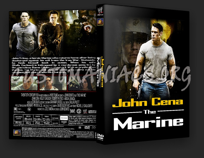 The Marine dvd cover