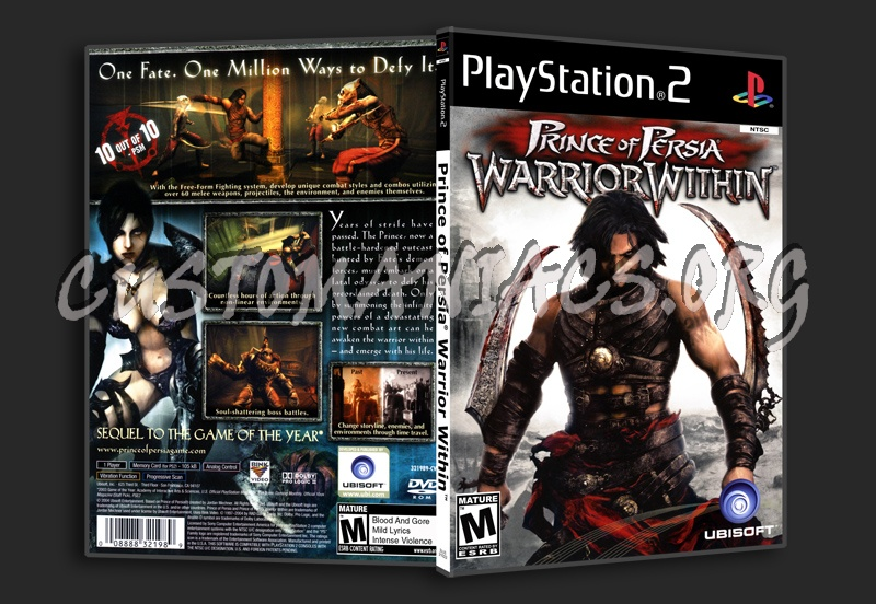 Prince Of Persia The Warrior Within