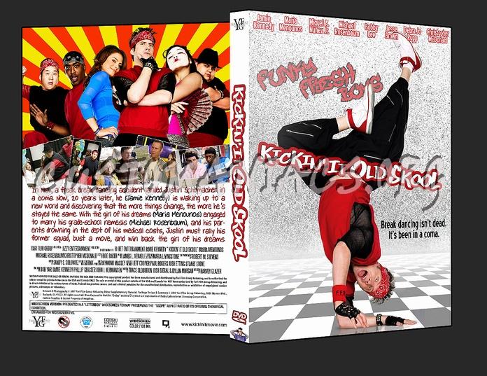 Kickin' It Old Skool dvd cover
