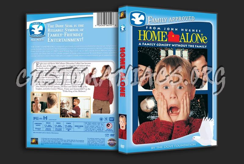 Home Alone dvd cover