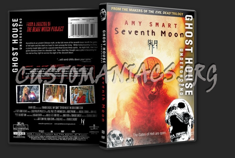 Seventh Moon dvd cover