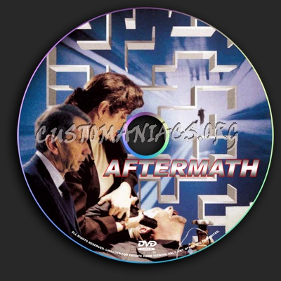 Aftermath dvd label