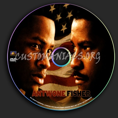 antwone fisher running heads stereotypes