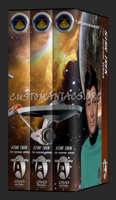 Star Trek The Original Series dvd cover