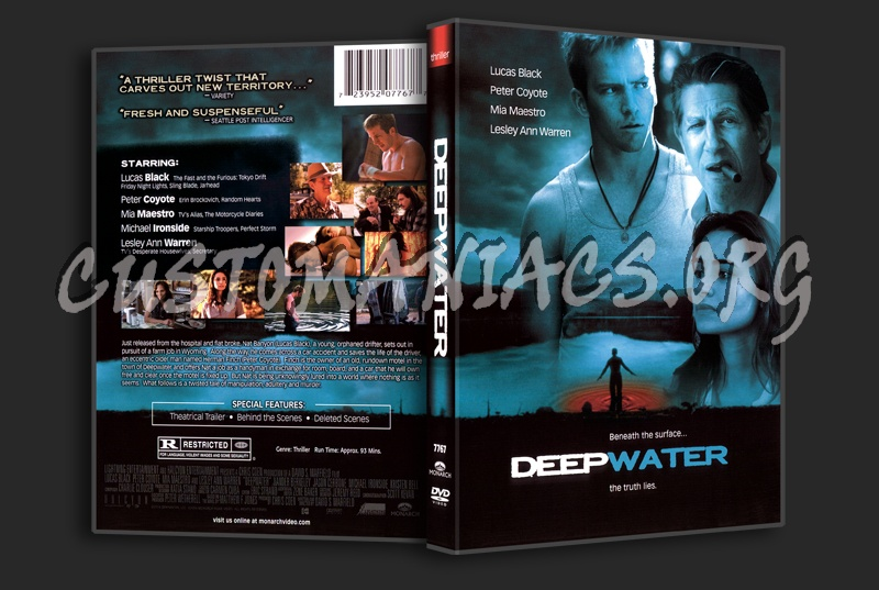 Deep Water dvd cover