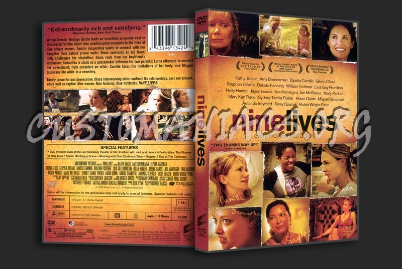 Nine Lives dvd cover