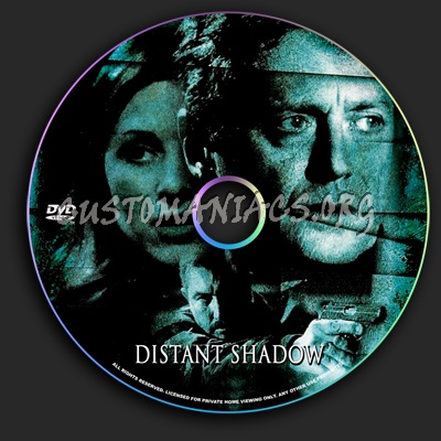 Distant Shadow dvd label