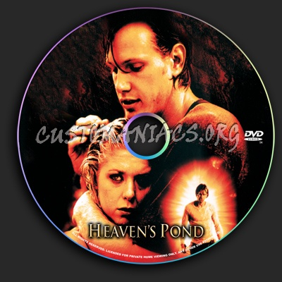 Heaven's Pond dvd label