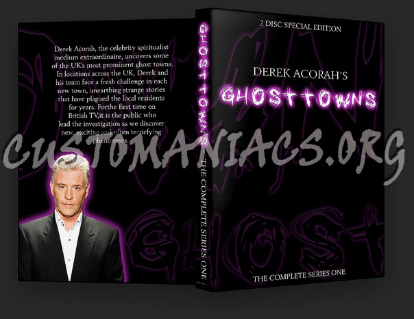 ghost towns3 dvd cover