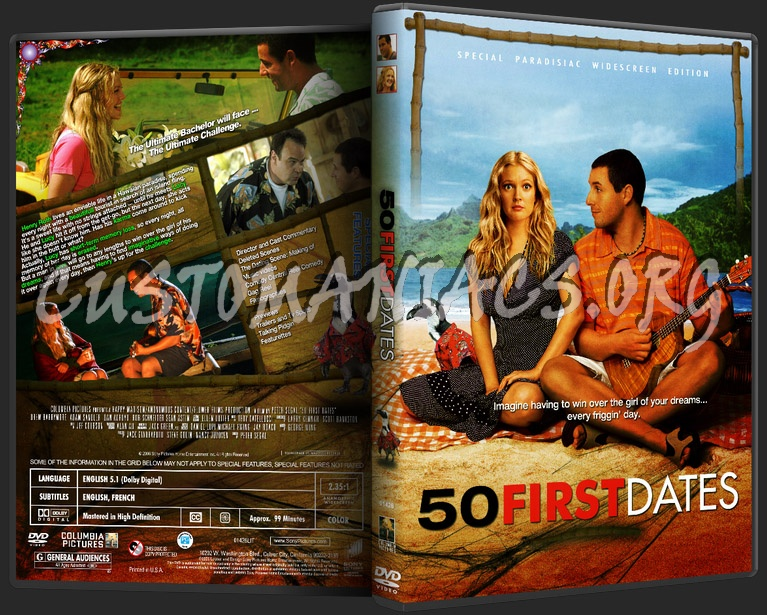 50 first dates full movie free