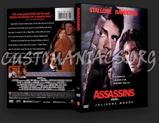 Assassins dvd cover