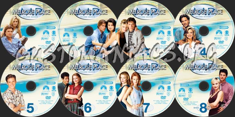 Melrose Place Season 2 Melrose Place Season 2 Dvd