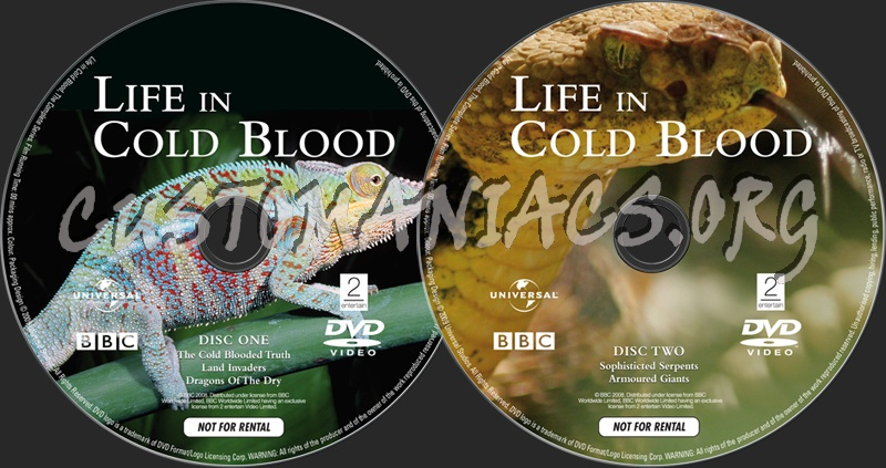 In Cold Blood Quotes And Page Numbers: Life In Cold Blood Dvd Label