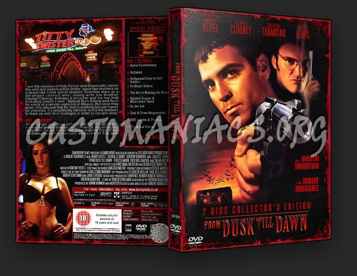 From Dusk 'Till Dawn dvd cover