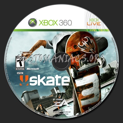skate 3 download xbox one