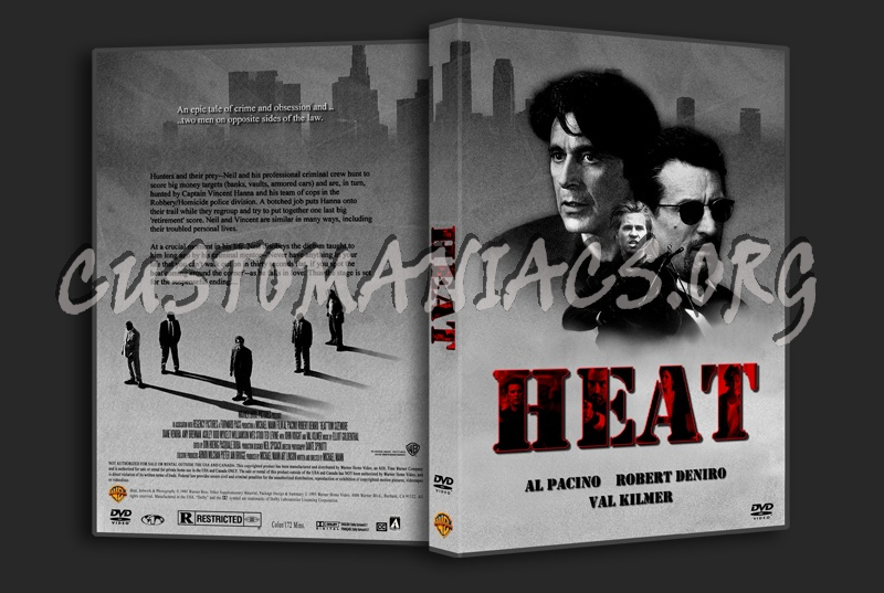 Heat dvd cover