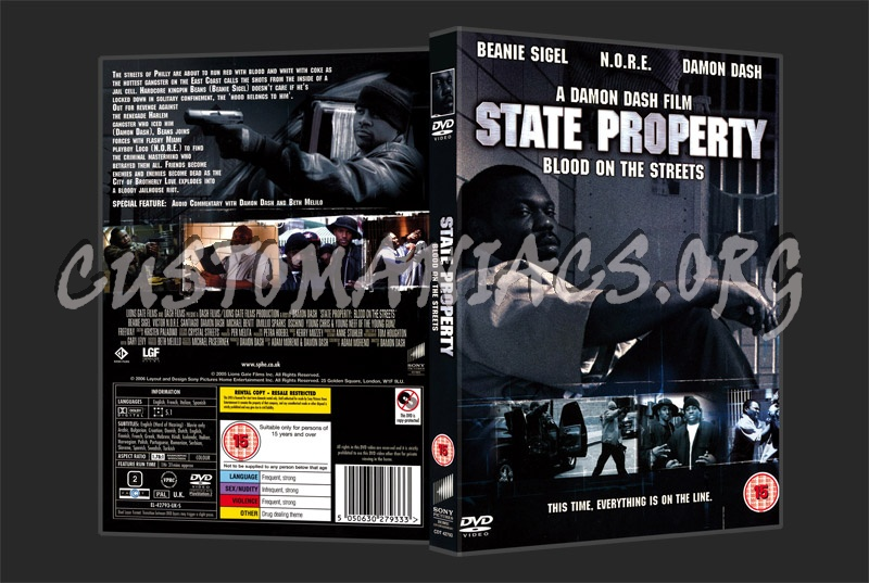 State Property dvd cover