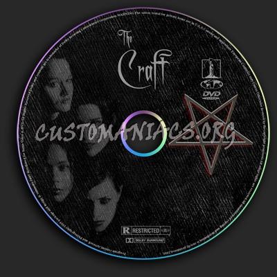 The Craft dvd label
