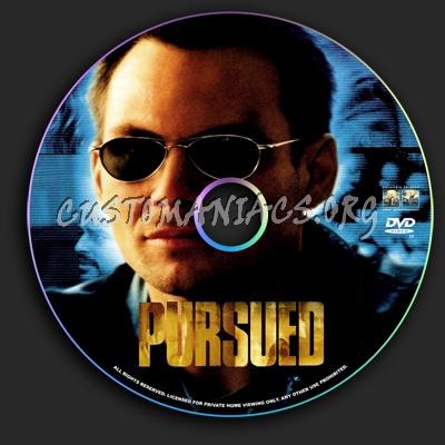 Pursued dvd label