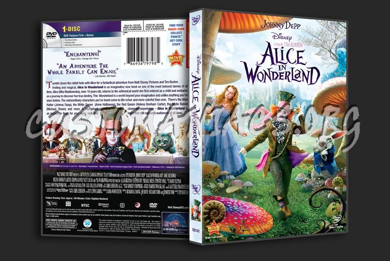[Blu-Ray et DVD] Alice au Pays des Merveilles de Tim Burton (24 juillet 2010) - Page 2 CM_show_preview