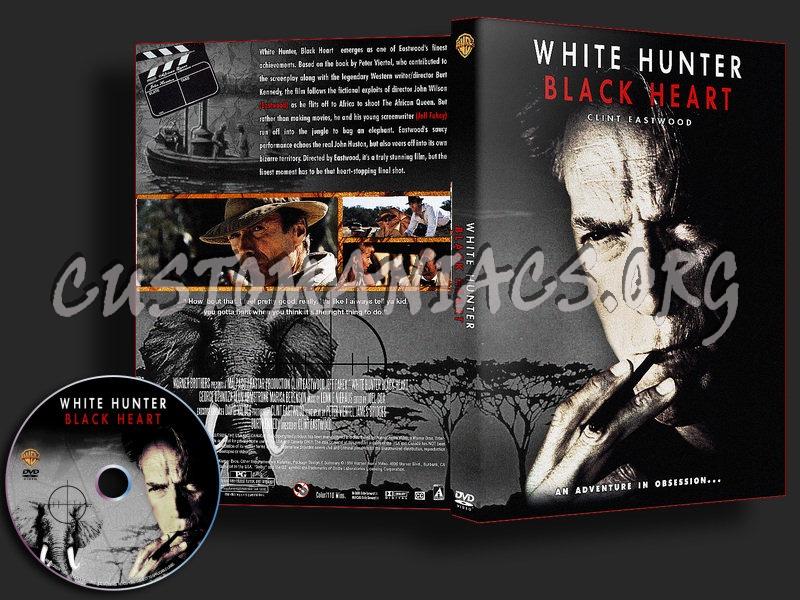 White Hunter Black Heart dvd cover