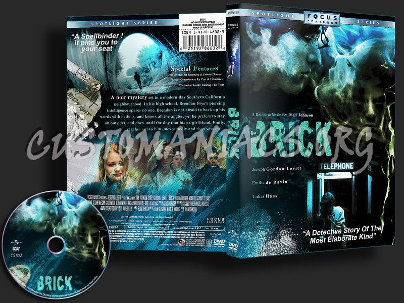 Brick dvd cover