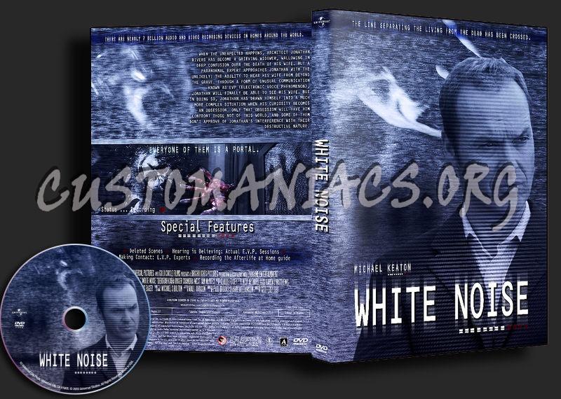 White Noise dvd cover