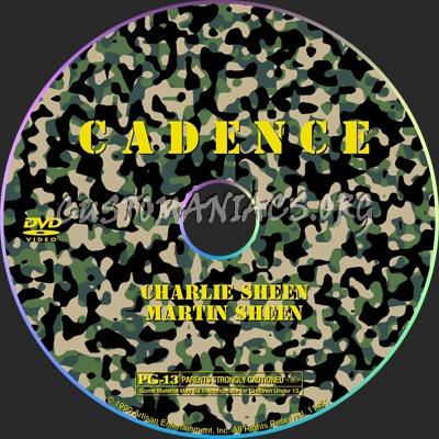 Cadence dvd label