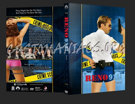 Reno 911 Miami dvd cover - DVD Covers & Labels by ...