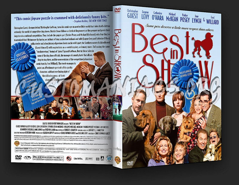 Best In Show dvd cover