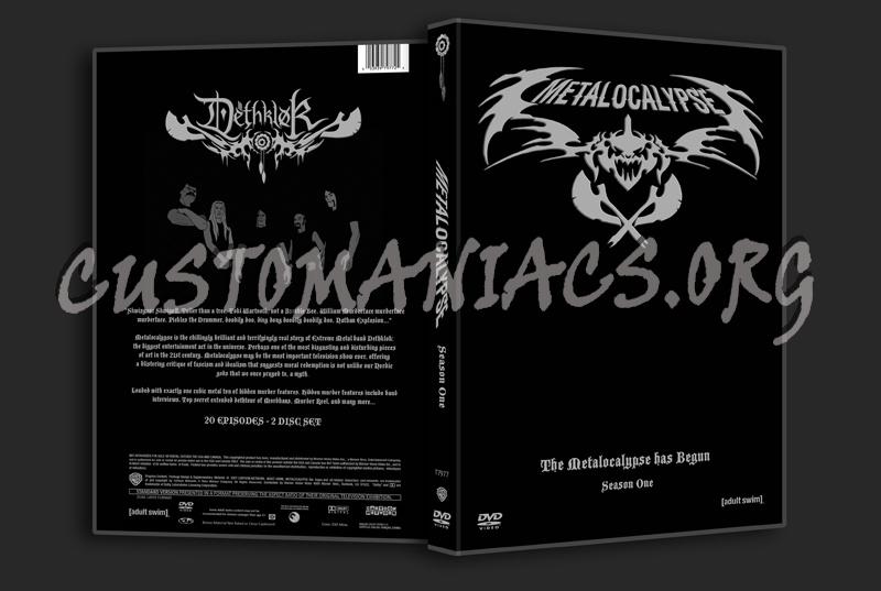 metalocalypse season 1 download