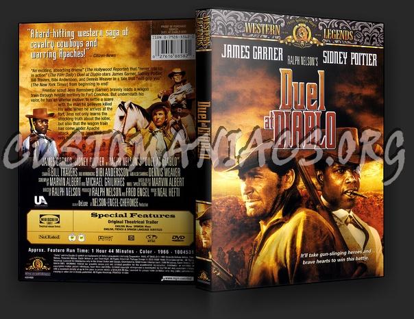 Duel at Diablo dvd cover