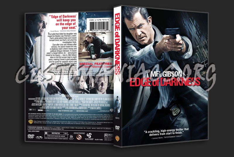 Edge of Darkness dvd cover