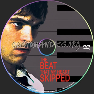The Beat That My Heart Skipped dvd label