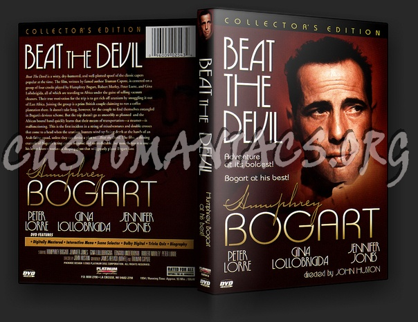 Beat the Devil dvd cover