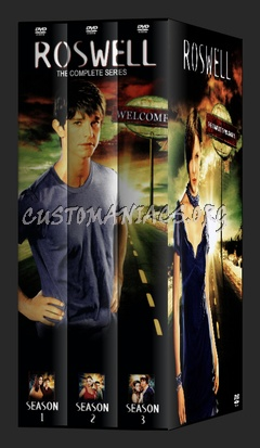 Roswell dvd cover