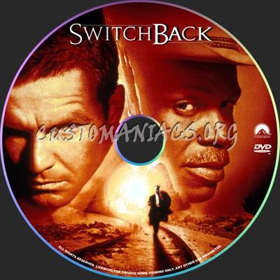 Switch Back dvd label