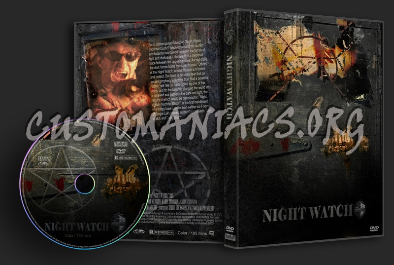 Night Watch dvd cover