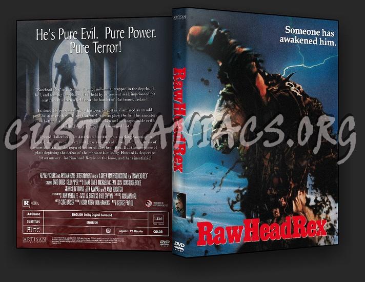 Rawhead Rex dvd cover