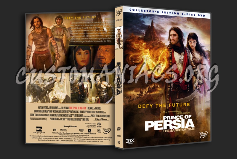Prince Of Persia The Sands Of Time Dvd Cover Dvd Covers Labels By Customaniacs Id 106965 Free Download Highres Dvd Cover