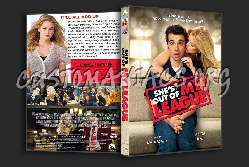 She's Out of My League dvd cover