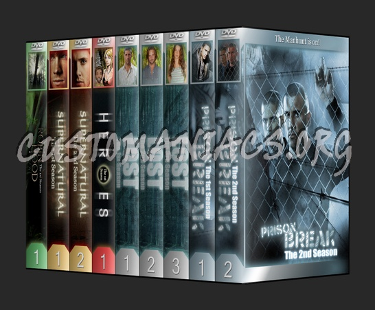 The Chrome Collection dvd cover