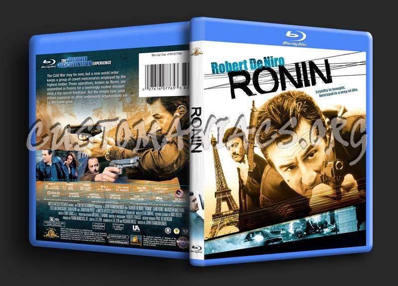 Ronin blu-ray cover