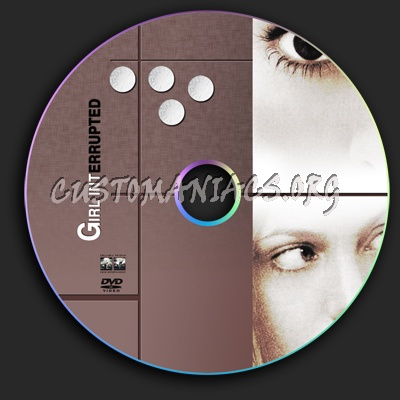 Girl, Interrupted dvd label