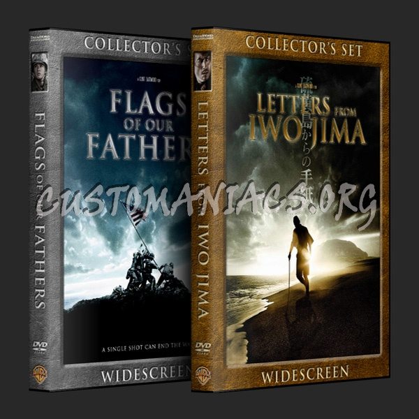 Flags Of Our Fathers/Letters from Iwo Jima Set dvd cover