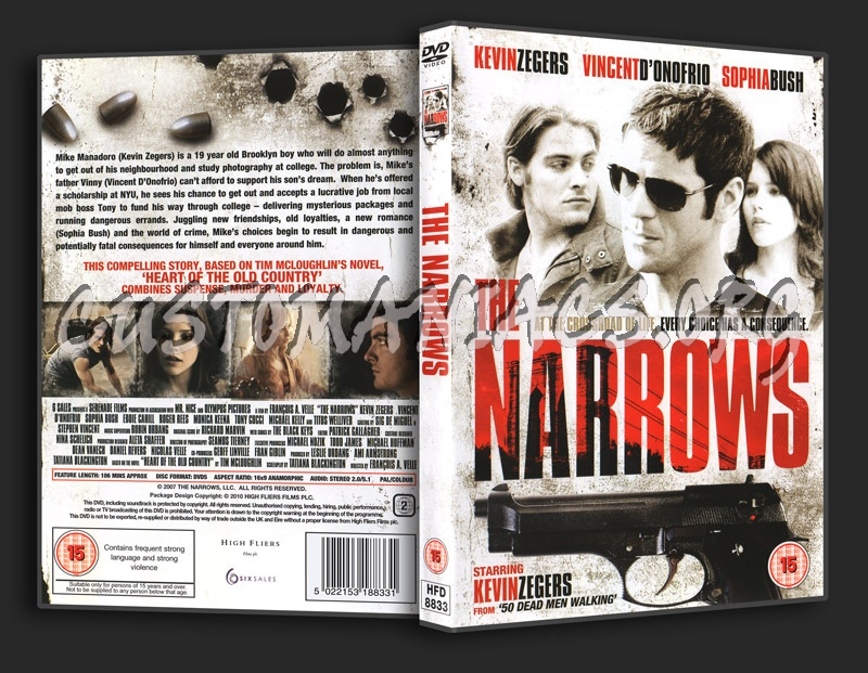 The Narrows dvd cover