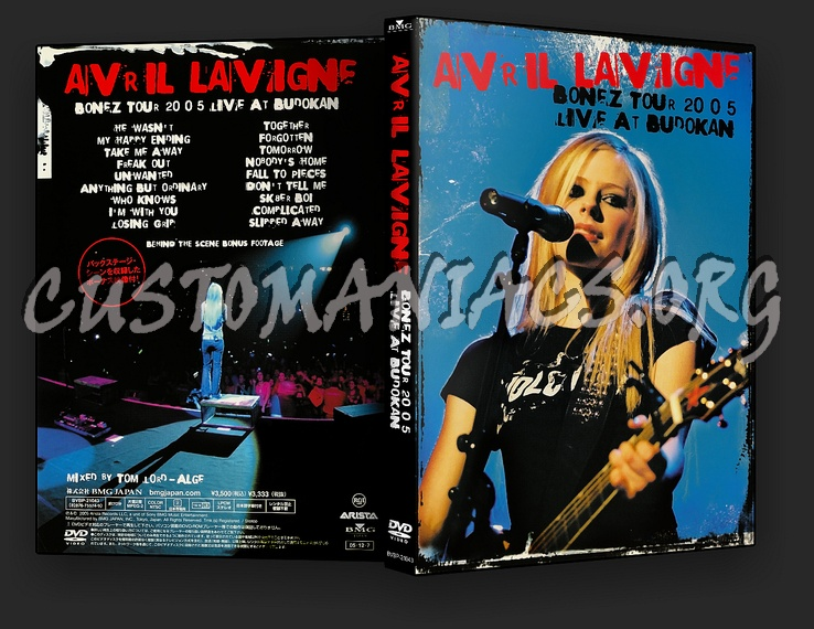 Avril Lavigne Live at Budokan.rar (3.68 MB, 2 downloaders )